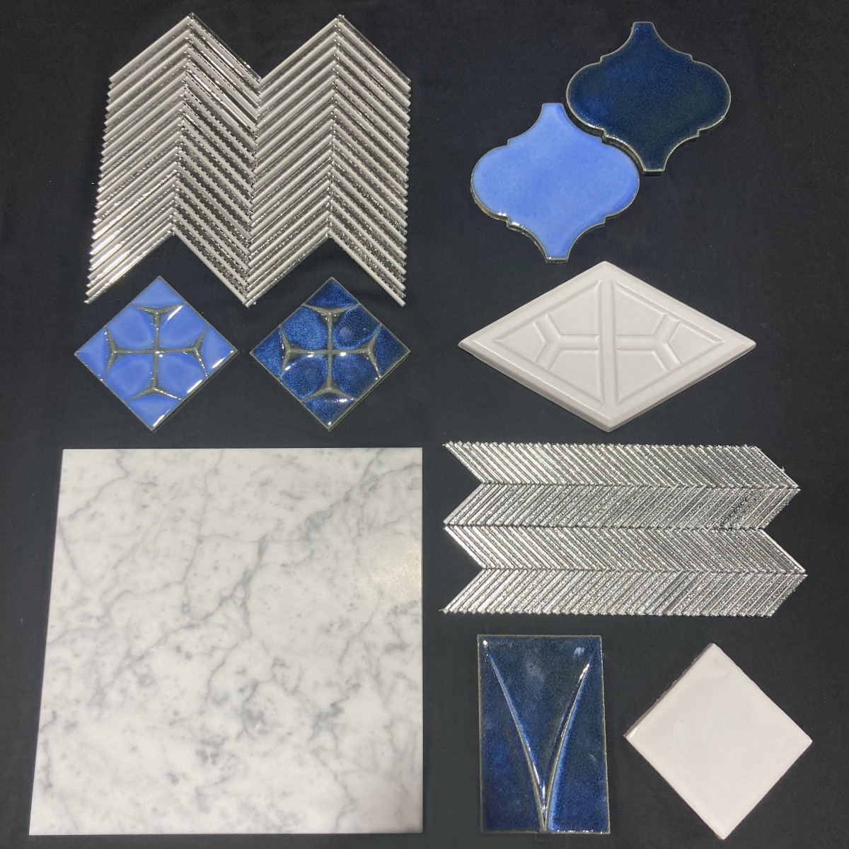 Elevated elegance, design inspiration for tile walls and floors made by Granite Division from Tyler Texas